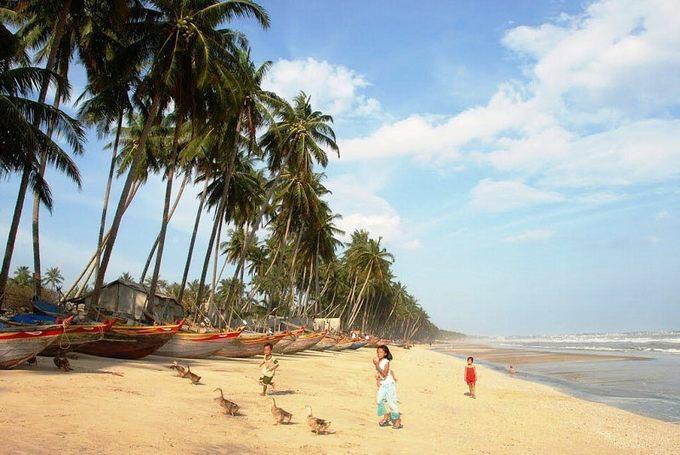 bãi biển Bãi Rạng Mũi Né