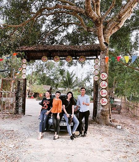 khu du lịch sinh thái Bưng Bạc
