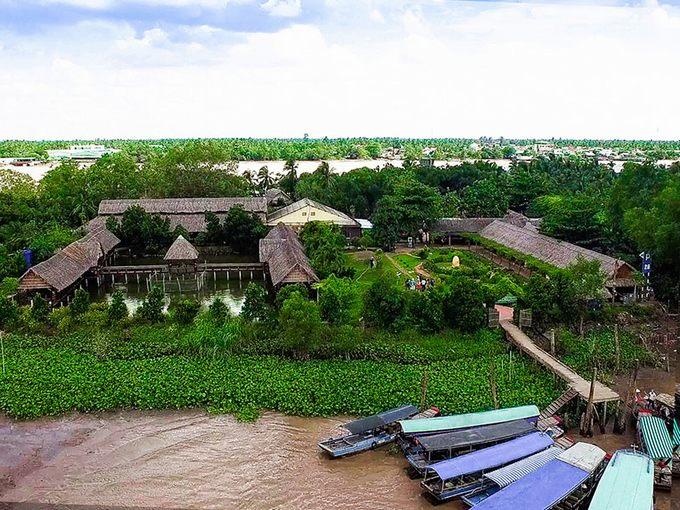 Khu du lịch Cồn Phung