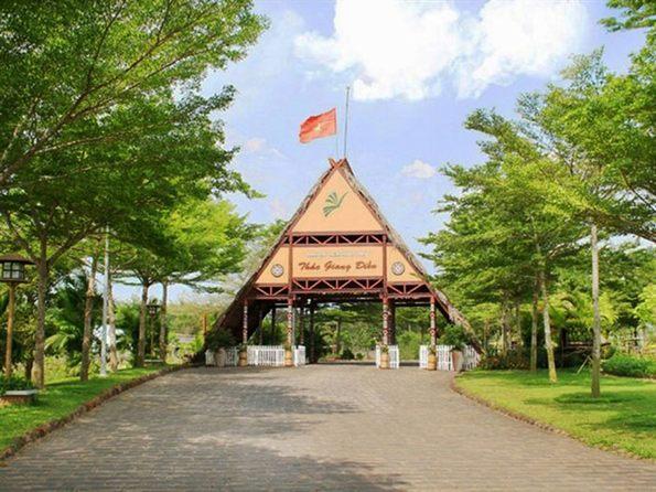Khu du lịch Thác Giang Điền