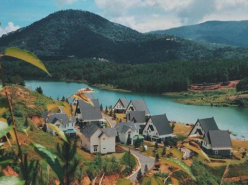 ngôi làng Châu Âu thu nhỏ Đà Lạt