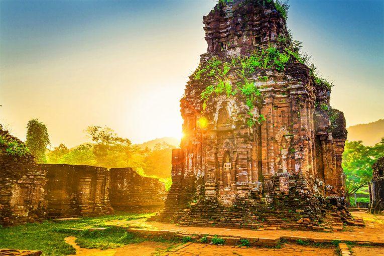 thánh địa Mỹ Sơn Đà Nẵng