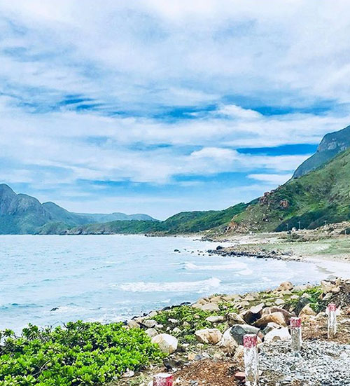 bãi biển Đầm Trầu Côn Đảo