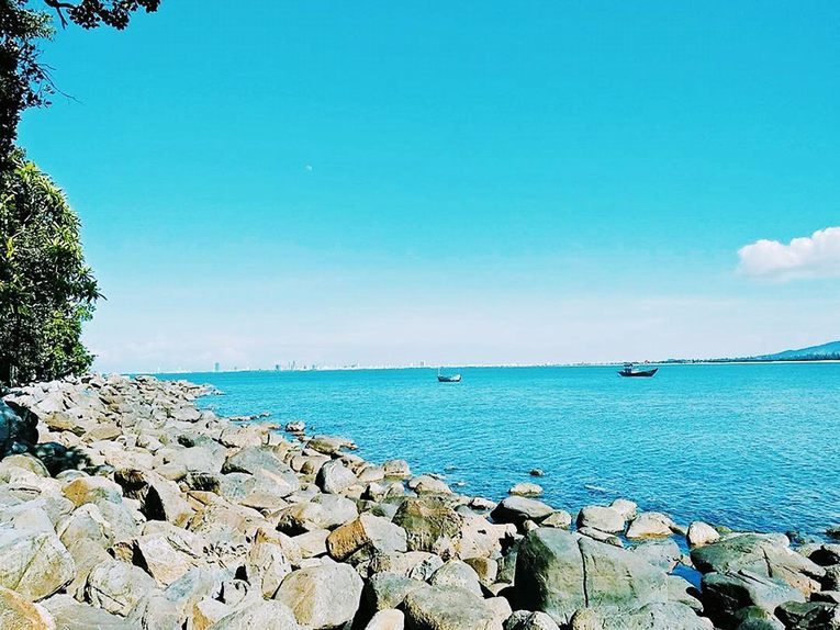 bãi biển Nam Ô Đà Nẵng