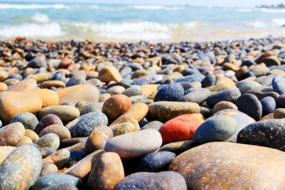 bãi biển Cổ Thạch Bình Thuận
