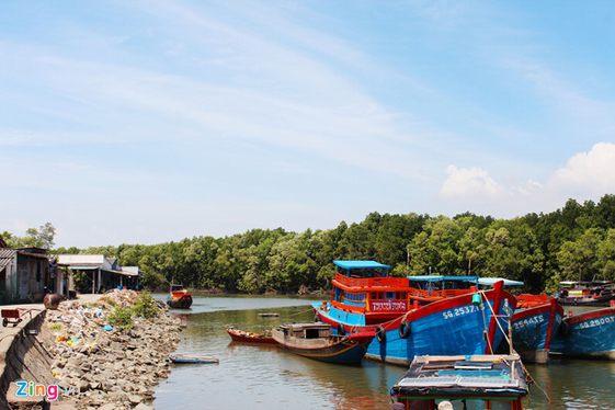 Bến tàu Đồng Hòa