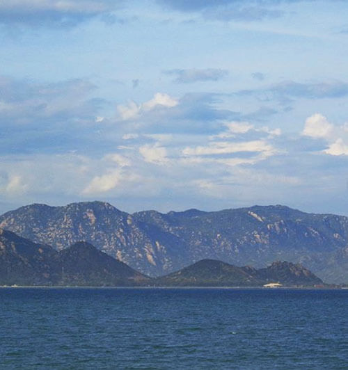 biển Bình Sơn Phan Rang