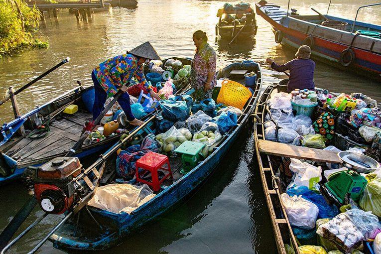 chợ Phong Điền