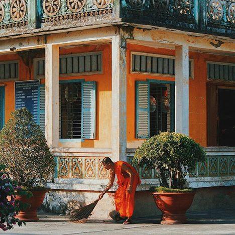 chùa Som Rong Sóc Trăng
