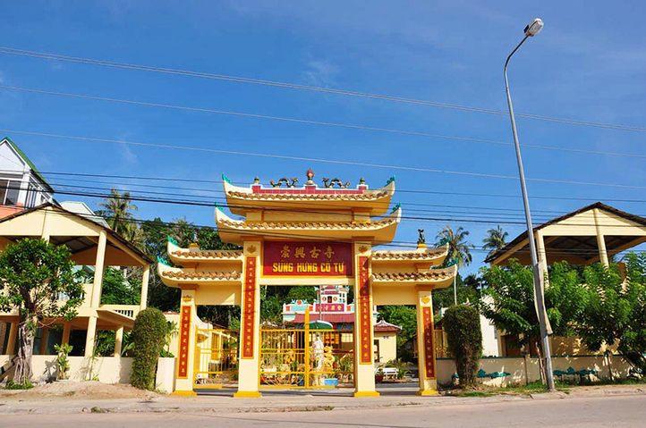 chùa Sùng Hương Cổ Tự