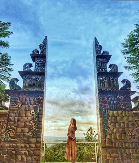 cổng trời Bali Đà Lạt