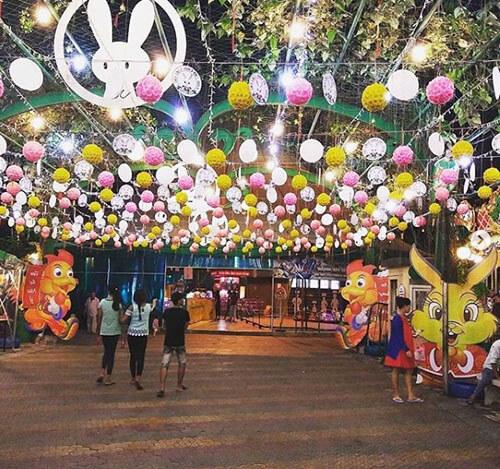 công viên giải trí Thỏ Trắng