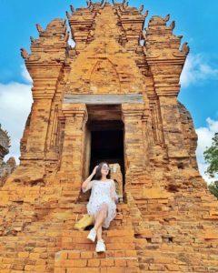 cụm tháp Chàm Phan Rang