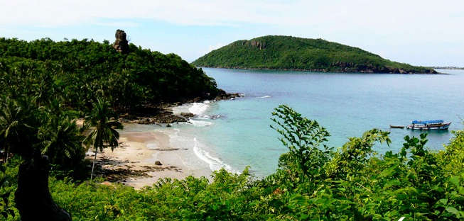 đảo An Thới Phú Quốc