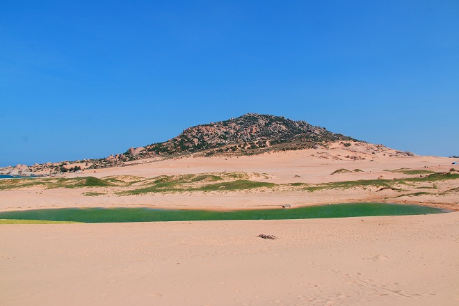 đồi cát Sơn Hải
