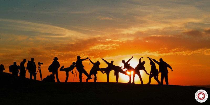 du lịch team building là gì