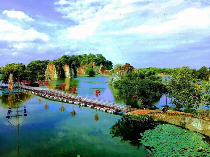 khu du lịch Bửu Long Đồng Nai