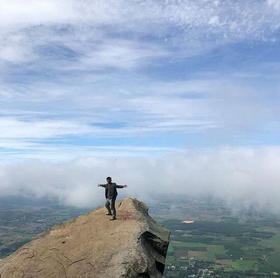 núi Bà Đen Tây Ninh