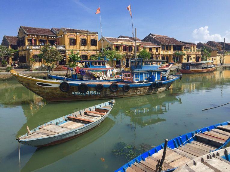 phố cổ Hội An Đà Nẵng