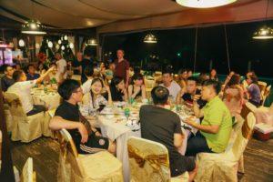 tổ chức gala dinner du lịch