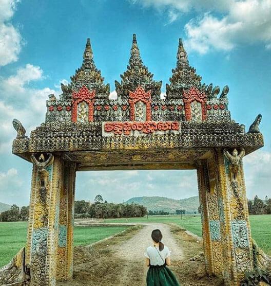 cổng trời Tri Tôn An Giang