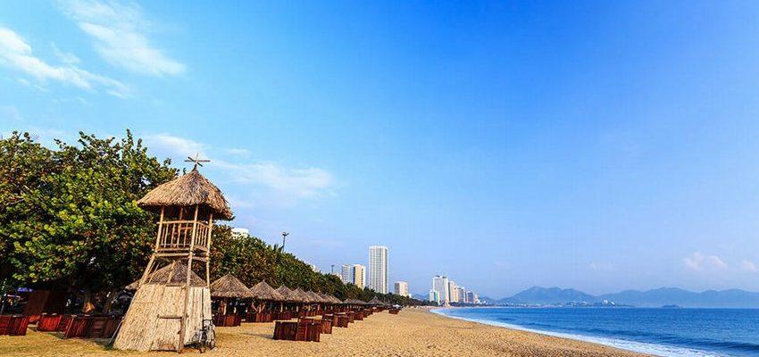 những địa điểm tổ chức teambuilding bãi biển