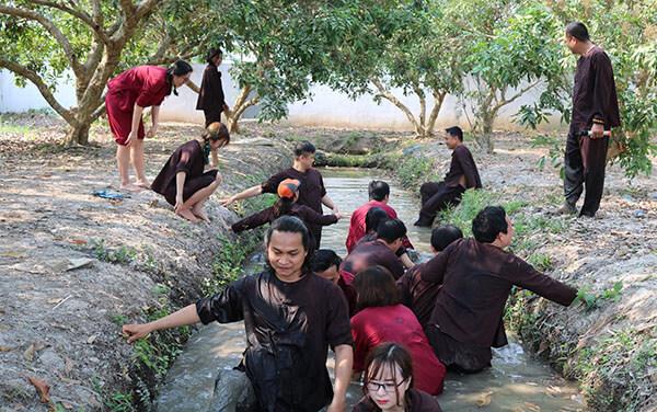 khu du lịch sinh thái Trường Huy Vĩnh Long