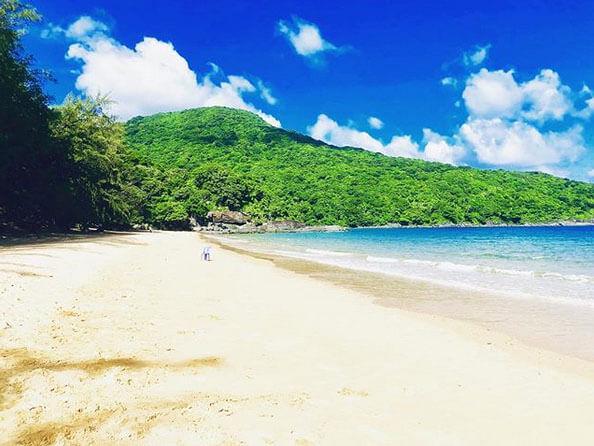 bãi Đầm Trầu Côn Đảo