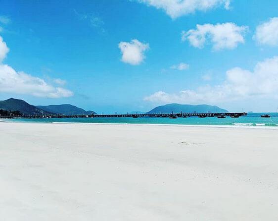 bãi biển An Hải Côn đảo