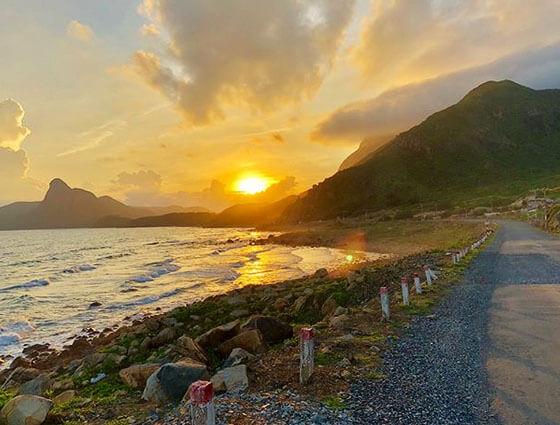 bãi Nhát Côn đảo Vũng tàuv