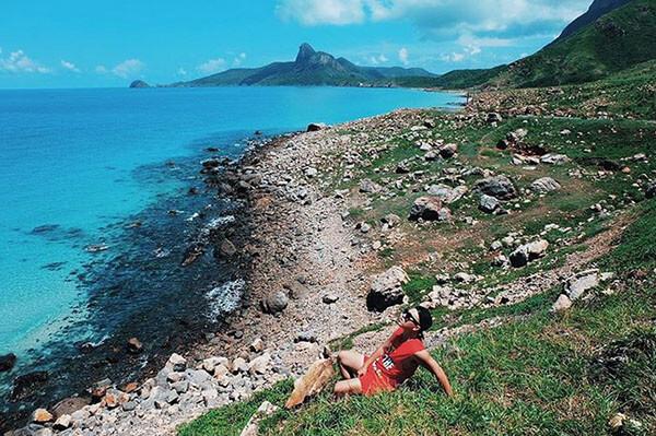 mũi Cá Mập Côn đảo vũng tàu
